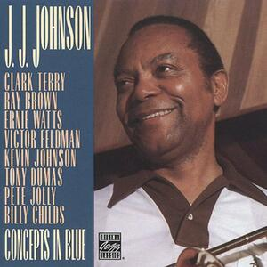 Concepts in Blue - CD Audio di J.J. Johnson