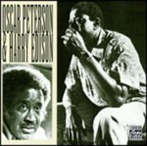 Oscar Peterson and Harry Edison - CD Audio di Oscar Peterson,Harry Sweets Edison