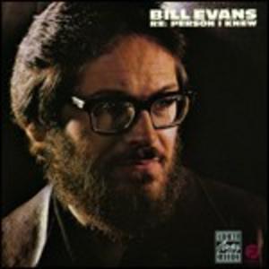 CD Re: Person I Knew di Bill Evans