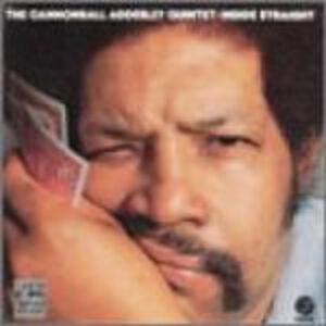 CD Inside Straight di Julian Cannonball Adderley (Quintet)