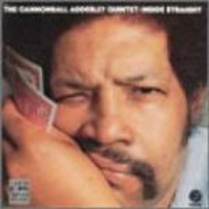 CD Inside Straight di Julian Cannonball Adderley (Quintet)