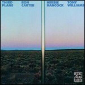 CD Third Plane Herbie Hancock , Tony Williams , Ron Carter