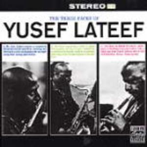 CD The Three Faces of Yusef di Yusef Lateef