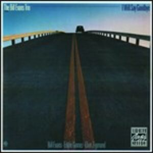 CD I Will Say Goodbye di Bill Evans