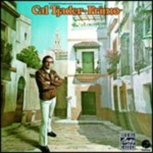 Foto Cover di Primo, CD di Cal Tjader, prodotto da Concord