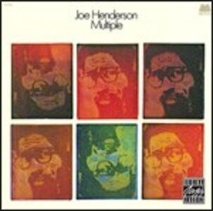 Foto Cover di Multiple, CD di Joe Henderson, prodotto da Concord