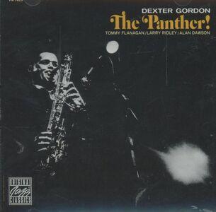 CD The Panther di Dexter Gordon