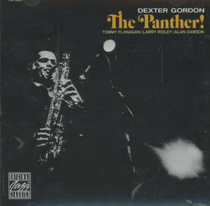CD The Panther di Dexter Gordon