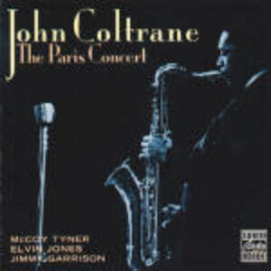 CD The Paris Concert di John Coltrane