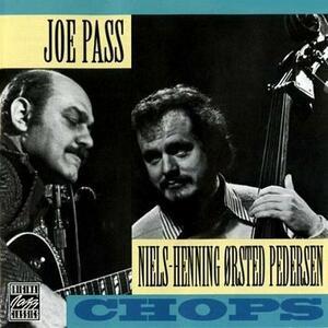 Chops - CD Audio di Joe Pass,Niels-Henning Orsted Pedersen