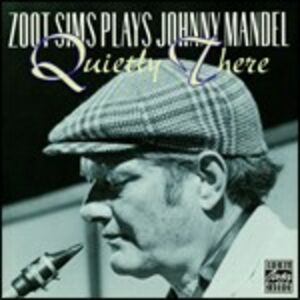 CD Quietly There di Zoot Sims