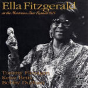 CD At the Montreux Jazz Festival di Ella Fitzgerald