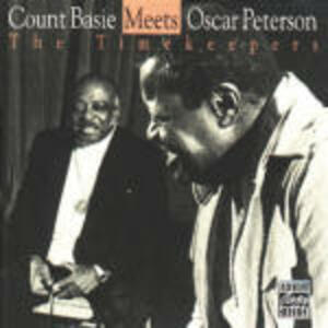 The Timekeepers - CD Audio di Count Basie,Oscar Peterson