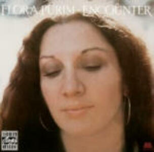 Encounter - CD Audio di Flora Purim