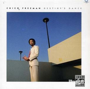 CD Destiny's Dance di Chico Freeman