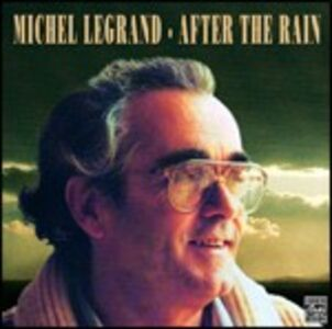 CD After the Rain di Michel Legrand