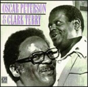 Oscar Peterson & Clark Terry - CD Audio di Oscar Peterson,Clark Terry