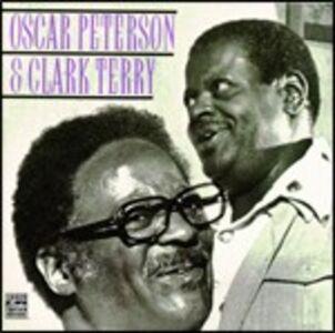 CD Oscar Peterson & Clark Terry Oscar Peterson , Clark Terry