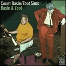 Basie & Zoot - CD Audio di Count Basie,Zoot Sims