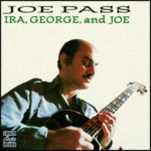 CD George, Ira & Joe di Joe Pass