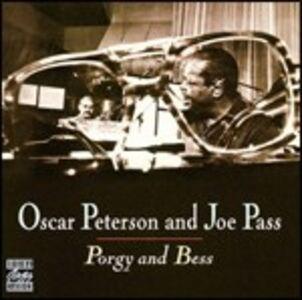 CD Porgy and Bess Oscar Peterson , Joe Pass