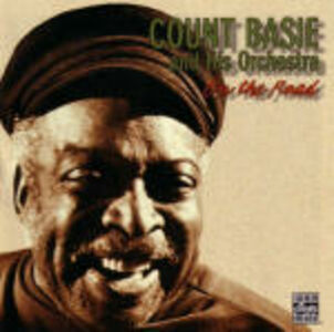 Foto Cover di On the Road, CD di Count Basie, prodotto da Concord