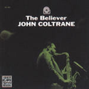 CD The Believer di John Coltrane