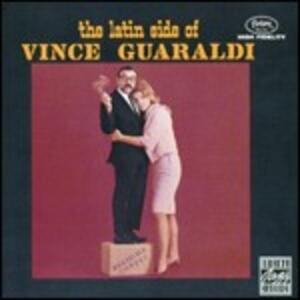 The Latin Side of Vince Guaraldi - CD Audio di Vince Guaraldi