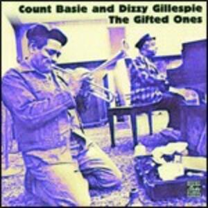 The Gifted Ones - CD Audio di Count Basie,Dizzy Gillespie