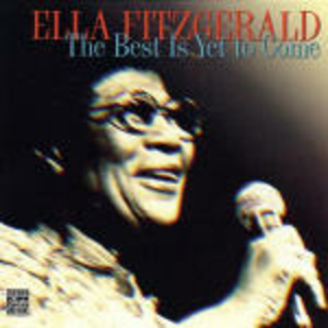 CD The Best is Yet to Come di Ella Fitzgerald