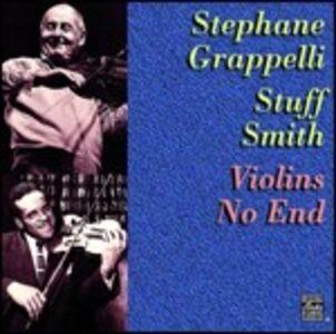 CD Violin No End di Stephane Grappelli