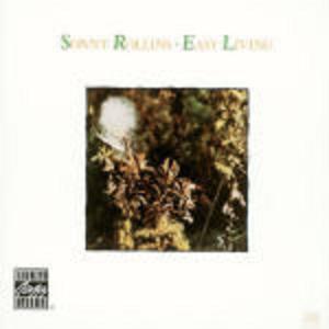 CD Easy Living di Sonny Rollins