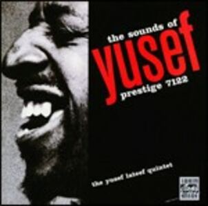 CD The Sounds of Yusef di Yusef Lateef