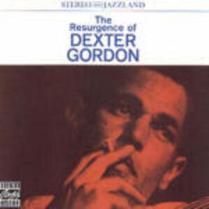 CD The Resurgence of Dexter di Dexter Gordon