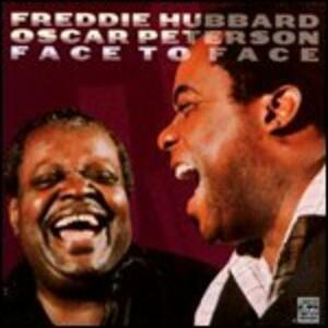 Face to Face - CD Audio di Oscar Peterson,Freddie Hubbard