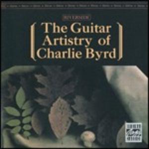CD The Guitar Artistry of Charlie Byrd di Charlie Byrd
