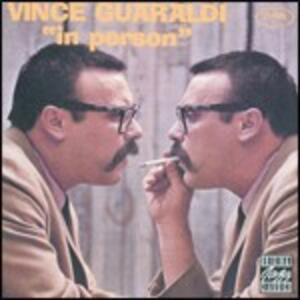 In Person - CD Audio di Vince Guaraldi