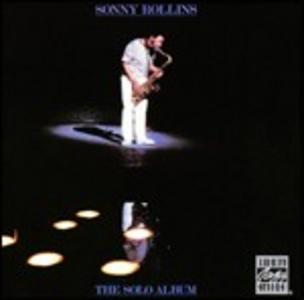 CD The Solo Album di Sonny Rollins