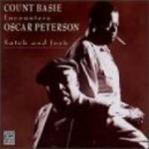 CD Satch and Josh Count Basie , Oscar Peterson