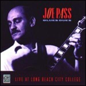 CD Blues Dues di Joe Pass