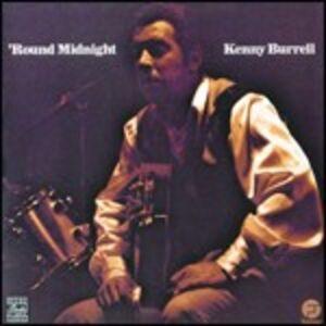CD 'Round Midnight di Kenny Burrell