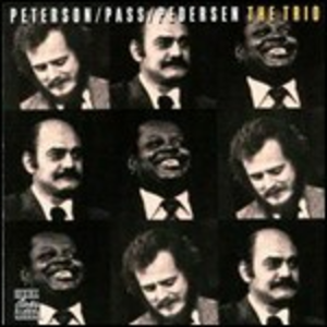 CD The Trio Oscar Peterson , Joe Pass , Niels-Henning Ørsted Pedersen