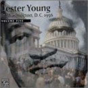 CD In Washington DC 1956 vol.5 di Lester Young