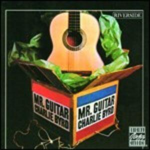 CD Mr. Guitar di Charlie Byrd