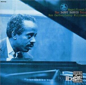 Magnificent - CD Audio di Barry Harris