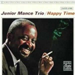 Happy Time - CD Audio di Junior Mance