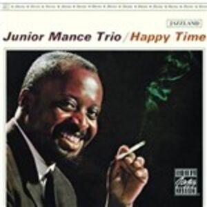 CD Happy Time di Junior Mance