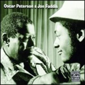 CD Oscar Peterson and Jon Faddis Oscar Peterson , Jon Faddis