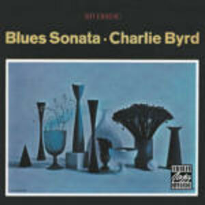 CD Blues Sonata di Charlie Byrd
