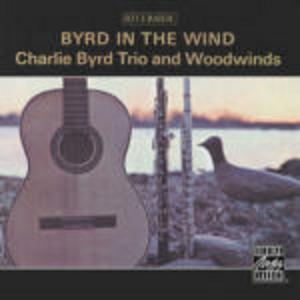 CD Byrd in the Wind di Charlie Byrd